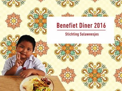 Benefiet Diner 2016!