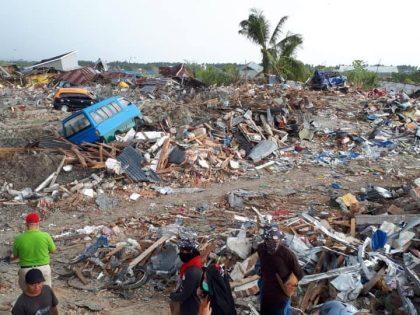 Aardbeving Sulawesi