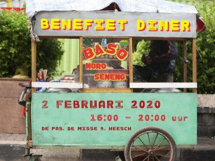Benefiet Diner 2020